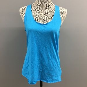 Blue Tank Forever21 Casual Workout